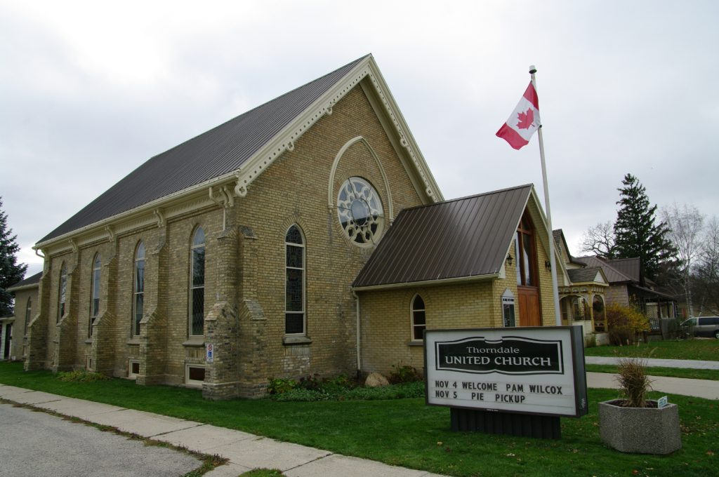 Photo of Thorndale United Church